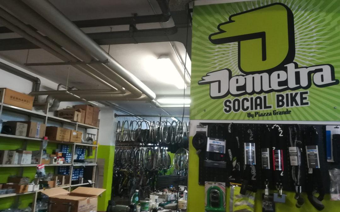 Demetra Social Bike